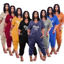 AYES Plus Size Sets Women Tracksuit Letter Letter Long Sleeve T Shirt Loose Jumpsuit Suit Casual Summer Clothes Pants Sets L-5xl