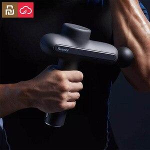 Image 1 - Youpin Yunmai Pro di Base del Muscolo del Massager Pistola 60W Potente 2600mAh Profondo Del Tessuto Massaggiatore Lavoro Run Terapia Dolore Muscolare sollievo