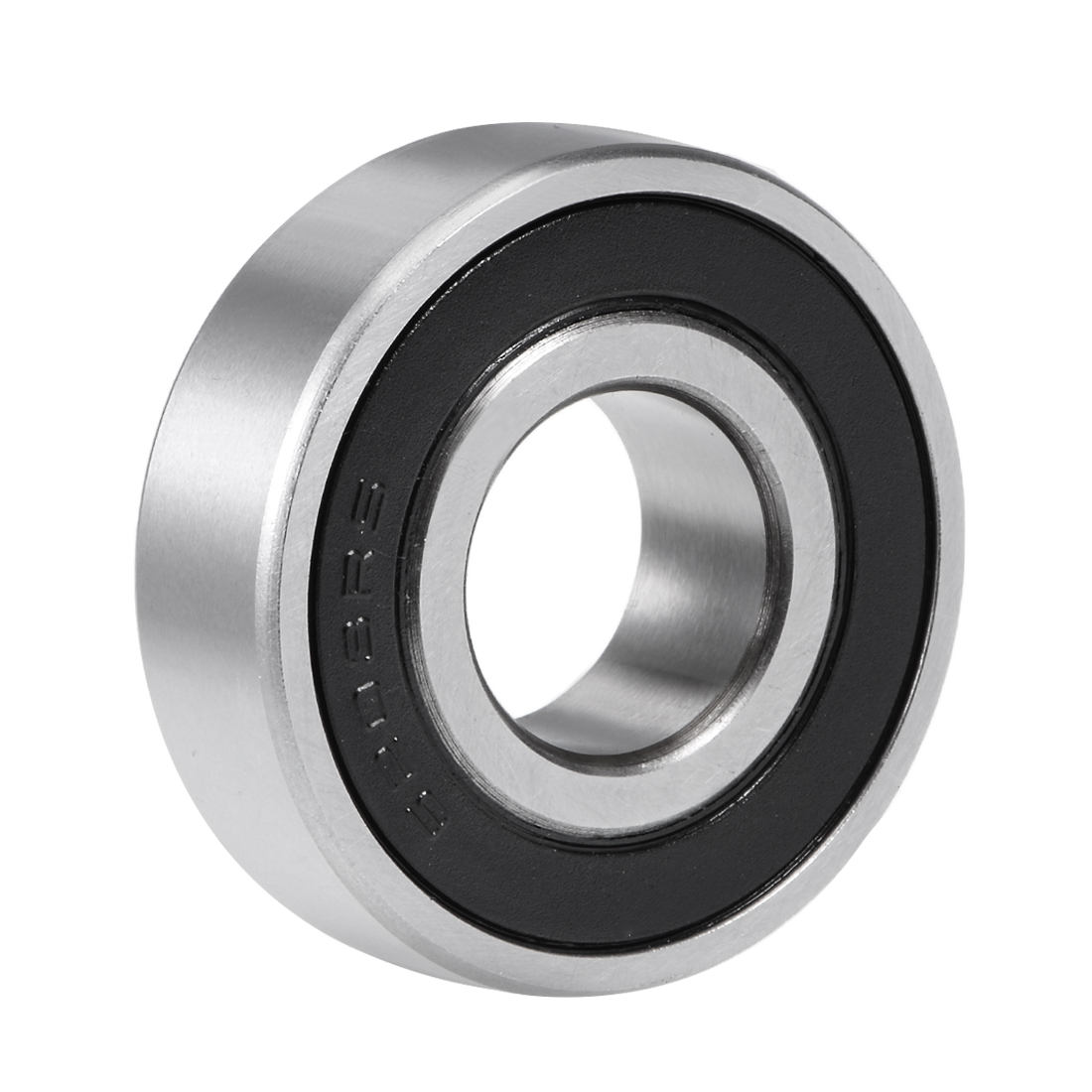 Uxcell 6203-2RS Deep Groove Ball Bearing 17x40x12mm Double Sealed Chrome Steel Bearings (Z2 Lever)