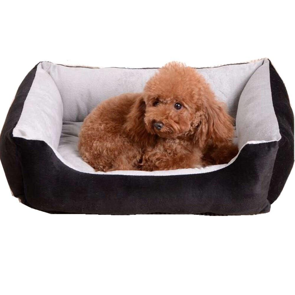 45x30 센치 메터 부드러운 애완 동물 매트 쿠션 방수 강아지 고양이 수면 침대 야외 캠핑 피크닉 개집 매트 빨 봉제 아늑한 둥지