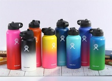 Vacuum insulated cup Stainless Steel Water Bottle Thermos  stainless steel tumblers thermal water bottle