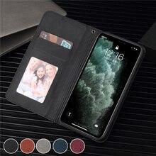 Magnetische Case Na Voor Huawei Honor 10i Case Leather Flip Cover Voor Huawei Honor 10 Lite 9X 8A 9S 9C 20i 10 Ik Telefoon Gevallen Cover