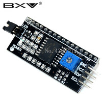 1PCS Serial Board Modul Port IIC/I2C/TWI/SPI Interface Modul 1602 LCD Display