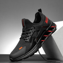 Male Athletic Gym Shoes Zapatillas Hombre Men Running