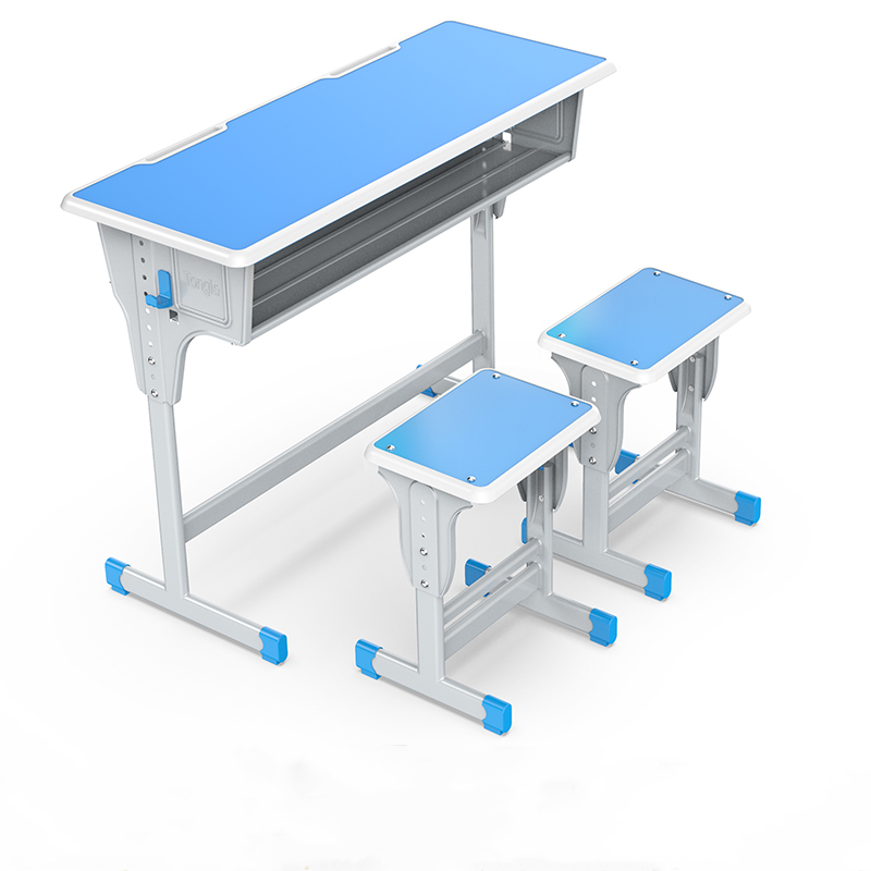Tutoring Desks And Chairs School Training Tables Children's Learning Tables Single Double Students' Desks And Chairs