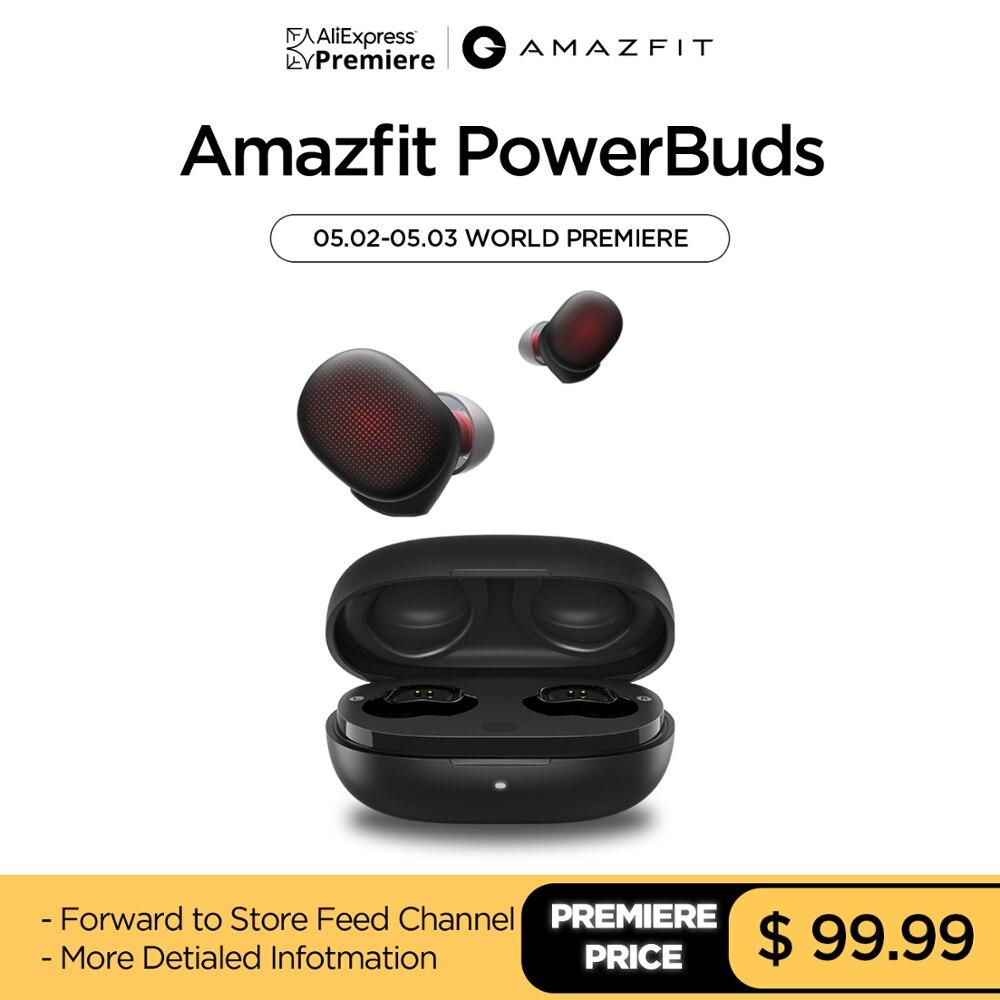 Słuchawki Amazfit Powerbuds za $74.99 / ~312zł