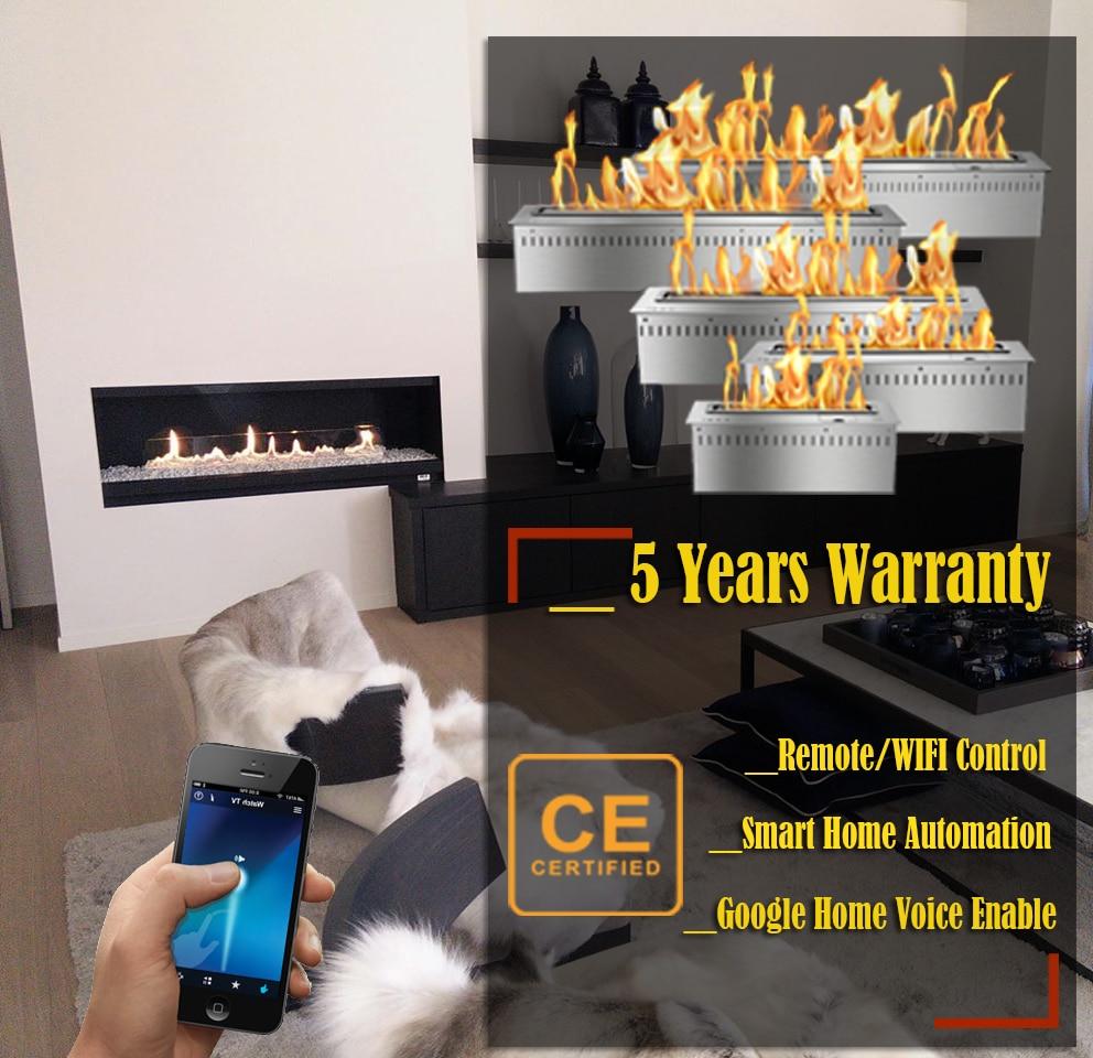 Hot Sale 48 Inches Bioetanolo Bruciatore Heater Fire