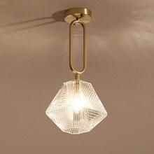 הגעה חדשה LED תליון אורות מנורת מודרני בית תאורה מקורה מתקן זהב אור AC110 220V קפה חדר תליית מנורת בר אור