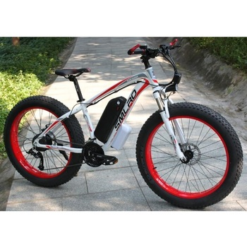 XDC600 Super Quality E-Bike 26 inch Fat Tire Electric Bike with 1000W Bafang Motor and 17.5AH $amsung Lithium Battery 1