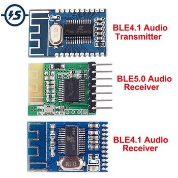 Bluetooth аудио приемник/модуль передатчика аудио форматы MP3 WMA WAV FLAC декодирующая плата без потерь Bluetooth 4,1/5,0 музыкальная плата|Интегральные схемы|   | АлиЭкспресс