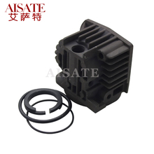 Air Compressor Air Shock Pump Cylinder Head Piston Ring O Ring for Q7 A6 C6 X5 E53 Land Rover L322 VW Cayenne Touareg 4F0616005E 1 set air shock pump cylinder head piston ring o ring for a6 c6 q7 x5 e53 vw touareg cayenne l322 air suspension compressor kit