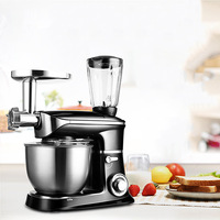 Multi functional Stand Mixer Planetary Mixer Electric Egg Beater Automatic Blender Kneading Dough Chef Machine SC 262C