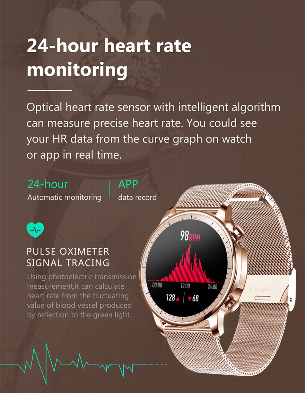 fitness smartwatch masculino à prova dwaterproof água