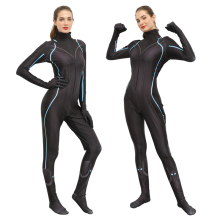 Adult Superhero The Avengers Black Widow Jumpsuit Cosplay Costume Bodysuit Zentai Suit Halloween