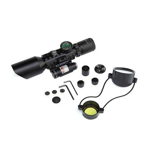 3 10x42 tactical reticulo vista holografica vermelho verde