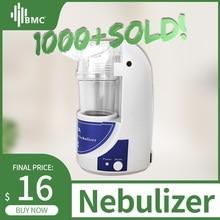 BMC NB1 Домашний медицинский ультразвуковой переносной распылитель мини-распылитель уход за детьми ручной увлажнитель воздуха ингалятор