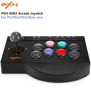 Arcade Joystick for Gamepad PC Xbox One PS4 PS3 of Control Trigger Game Pad USB Remote Stick Kit Controller Joypad Jostick Video