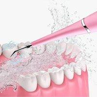 Nova elétrica ultra sônico scaler dental scaler dente removedor mais limpo manchas de dentes tártaro ferramenta clarear os dentes tártaro remover|Módulos de automação residencial|   -