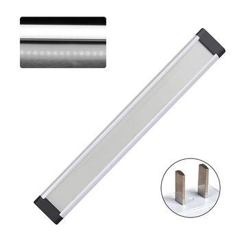 3 Pcs Lampu LED Dimmable Ultrathin Menampilkan Counter Di Bawah Kabinet Lampu Strip Kit Remote Control Bar Lemari Super Terang Lemari Pakaian