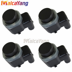 4 pces sensor de estacionamento detector carro sistema monitor pressão distância para 5 séries e60 6 x3 x5 x6 oem 66202180147 66209270501