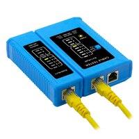 Profissional rj45 cabo lan testador de cabo rede testador rj45 rj11 rj12 cat5 cat6 utp lan cabo testador ferramenta rede monden n20|Localizadores de disjuntor| |  -