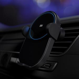 Image 4 - Xiaomi Wireless Car Charger Electric Deformation 20W High Speed Wireless Flash Charging Fast Charging Car Phone Holder