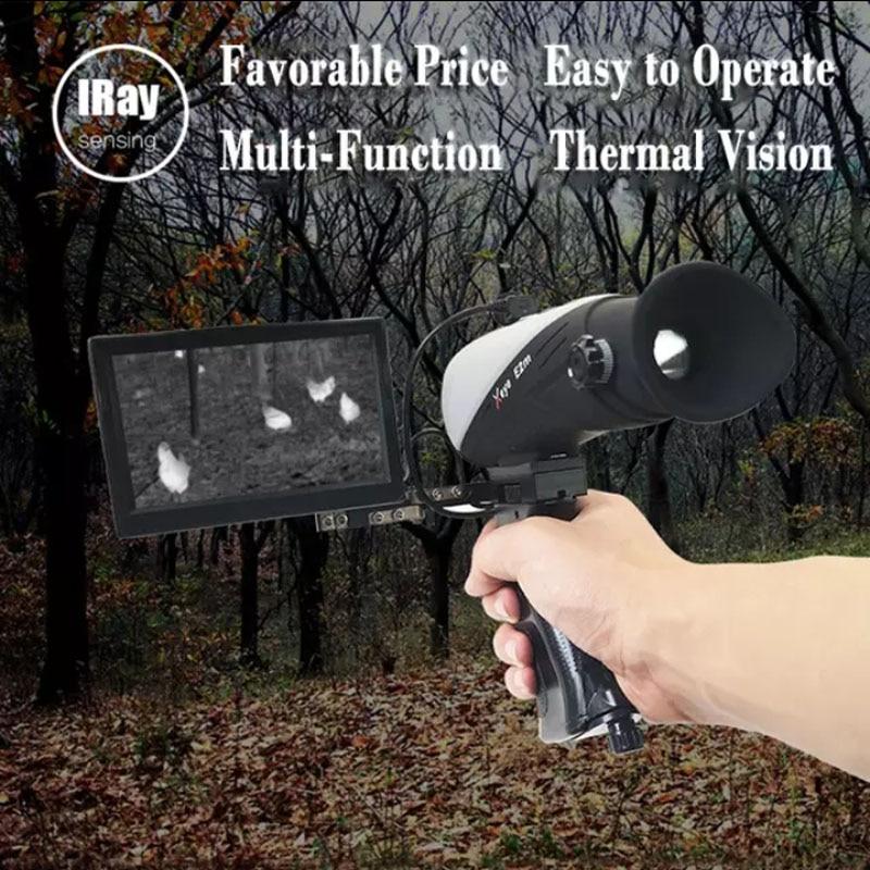 X infrarouge E2m imagerie thermique infrarouge Laser positionnement thermique Vision nocturne numérique monoculaire portable dispositif de chasse en plein air