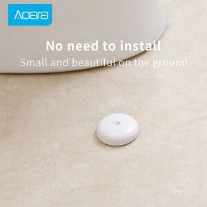 Image 3 - Aqara Acqua Sensore di IP67 Acqua Immergere Rivelatore di Norma Mijia Smart Home, Casa Intelligente A Distanza di Allarme di Sicurezza di Lavoro con il Aqara Hub