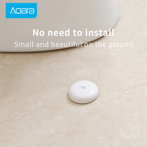 Image 3 - Aqara Water Sensor IP67 Water Immersing Detector for Mijia Smart Home Remote Alarm Security work with the Aqara Hub
