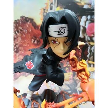 Anime Naruto GK Susanoo Uchiha Itachi statue model PVC action figure collection model toys for children christmas gift