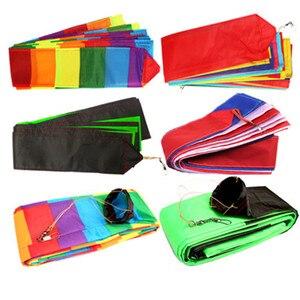 10M / 15M kite tail rainbow ki
