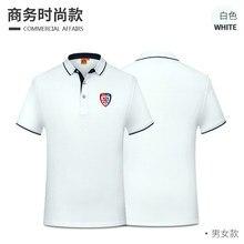 2021 Cagliari hombres camiseta de Polos deportivos informal para hombre de camiseta de Escocia de secado rápido para verano