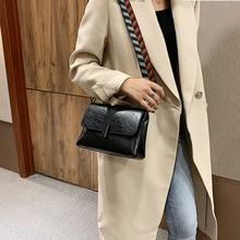 Women's bag spring and autumn new European and American retro Messenger Bag Fashion Women's shoulder bag
