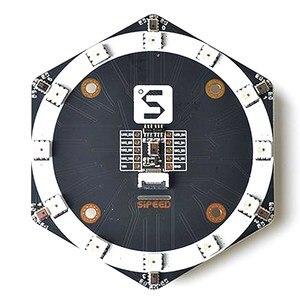 Image 2 - Sipeed K210 RISC V AI + LOT Onboard Debuggerกล้องส่องทางไกลกล้องอาร์เรย์ไมโครโฟน