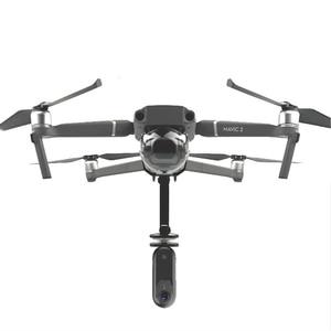 Image 1 - GoPro Toàn Cảnh Camera Thể Thao 360 Độ VR Đầu Thấp Gắn Giá Đỡ Giá Treo Kẹp Cố Định Adapter Dành Cho DJI Mavic 2 pro/Zoom