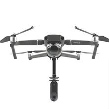 Gopro 파노라마 스포츠 카메라 360 학위 VR 상단 장착 홀더 브래킷 고정 클램프 DJI Mavic 2 Pro/Zoom