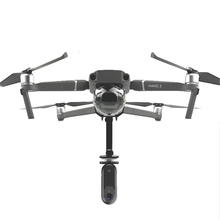 Gopro caméra de sport panoramique 360 degrés VR haut bas support de montage support suspendu pince fixe adaptateur pour DJI Mavic 2 Pro/Zoom