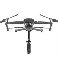 Gopro panoramik spor kamera 360 derece VR en düşük montaj tutucu askılı destek sabit kelepçe adaptörü DJI Mavic 2 Pro/Zoom