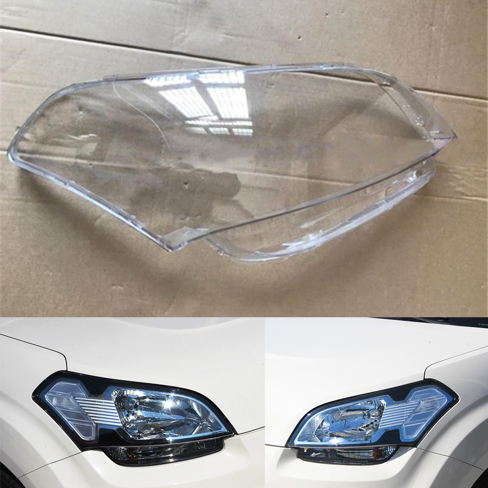 Car Headlight Lens For Kia Soul 2011 2012 2013  Car Headlamp Lens Replacement   Auto Shell