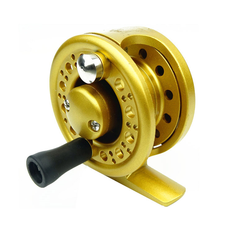 SL40-60 Series Fishing Reel All Metal Structure Wheel Ice Throwing Fishing Accessories For Saltwater Freshwater Fishing