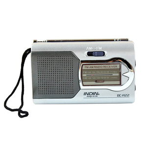 Image 4 - Battery Powered Ourtdoor Portable AM/FM Telescopic Antenna Radio Pocket Stereo Receiver AM FM radio for the elderly