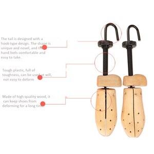 Image 5 - ABDB civière à chaussures femmes et hommes Widener à chaussures extenseur en bois pour pieds larges, oignons ou callosités