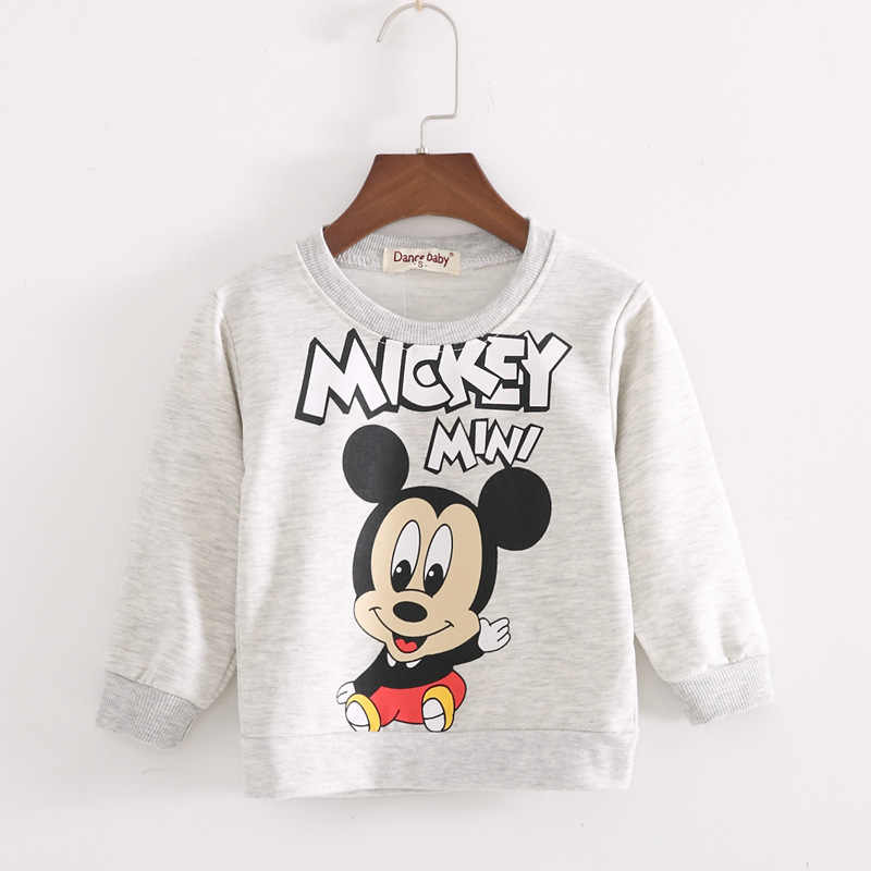 2019 Unisex Kids Baby Jongens Meisjes Peuters Hoodies Cartoon Trainingspak Leuke Sweatshirts Jongens Sweatshirt