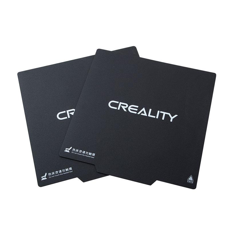 CR 10 магнитная наклейка Creality 3D Новый гибкий апгрейд магнит сборка поверхности коврики под тарелки