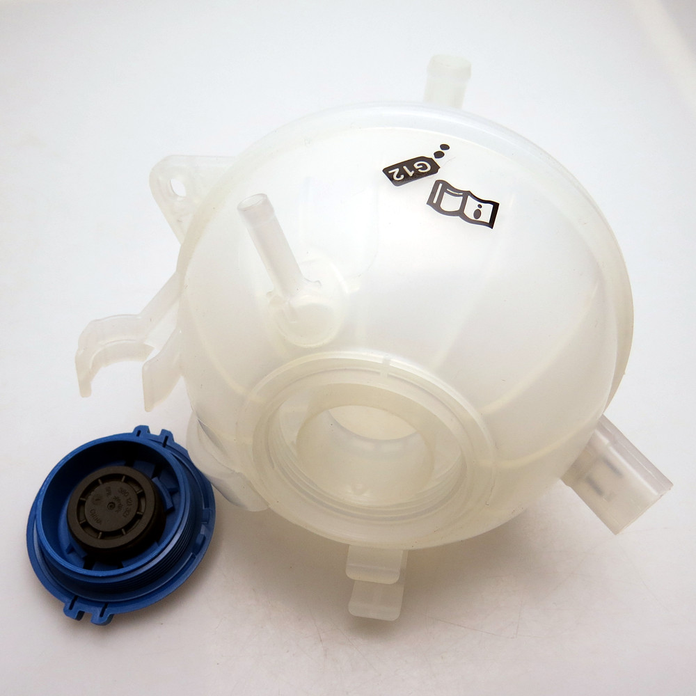 Pressurized Engine Coolant recovery Reservoir Tank For SEAT VOLKSWAGEN