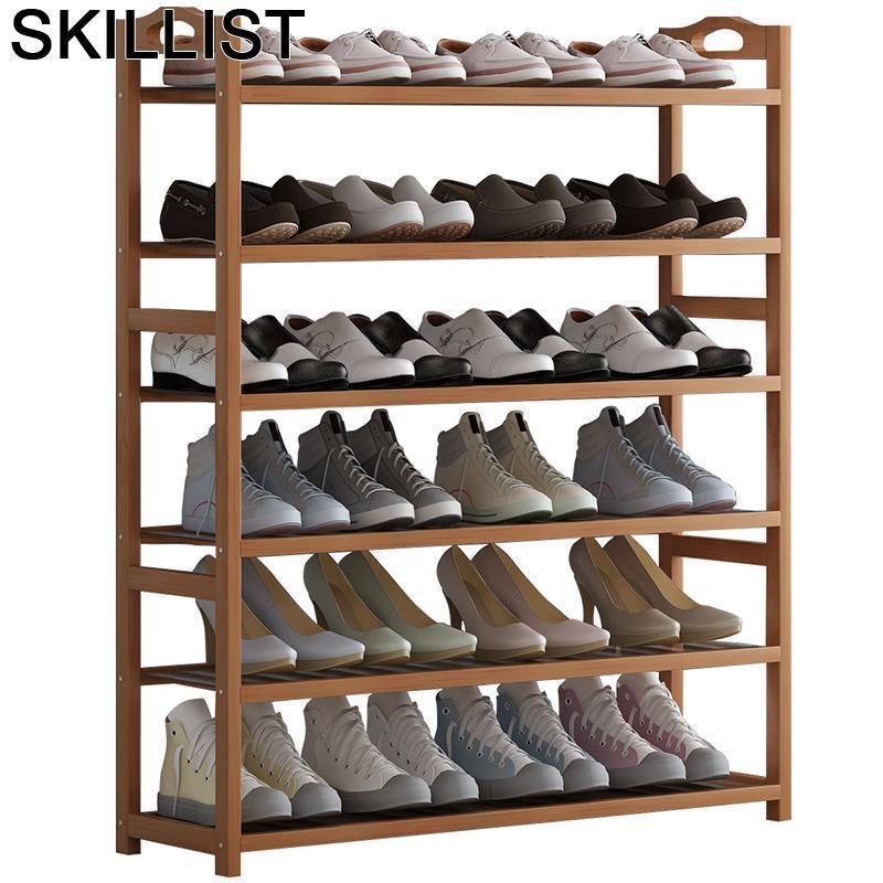 Armario De Almacenamiento Schoenenkast Organizador Gabinete Armoire Mueble Meuble Chaussure Furniture Rack Cabinet Shoes Storage