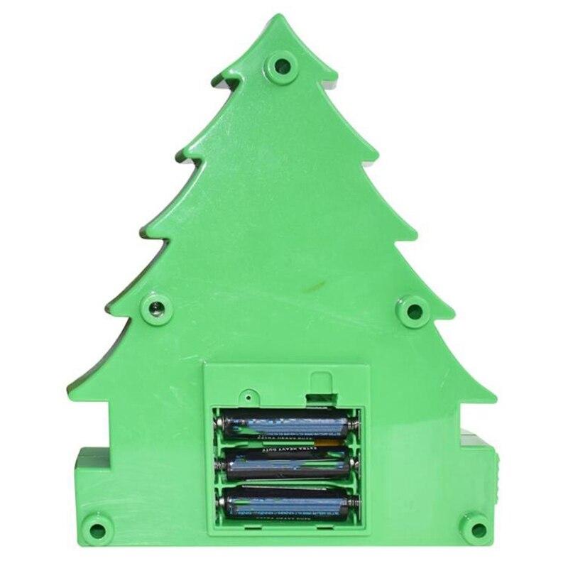 DIY рождественская елка вращающийся чертежный шар набор электрическая машина для рисования Рождественское украшение детские электрические игрушки для детей подарок