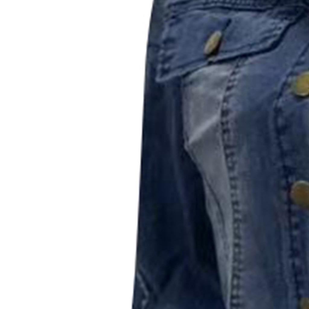 Hf3befd074496454cba3ee9a56b87af0cq 2019 Autumn And Winter Women Denim Jacket Vintage Cropped Short Denim Coat Long-sleeve Slim Jeans Coat For Women#J30
