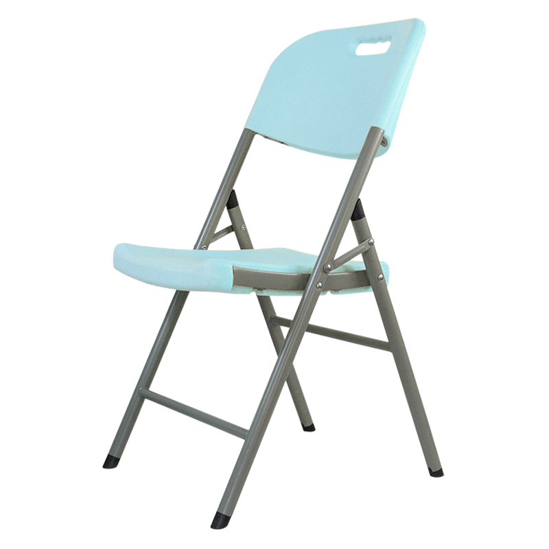 Folding Chair Home Dining Chair Leisure Chair Portable Plastic Chair Meeting Training Office Computer Chair Bench Backrest Chair
