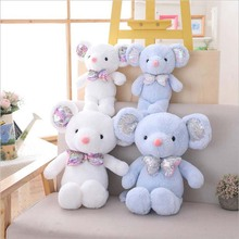 New Creative Cute Mouse Doll Soft Plush Toys Stuffed Animal Small Toy Children Girls Gift